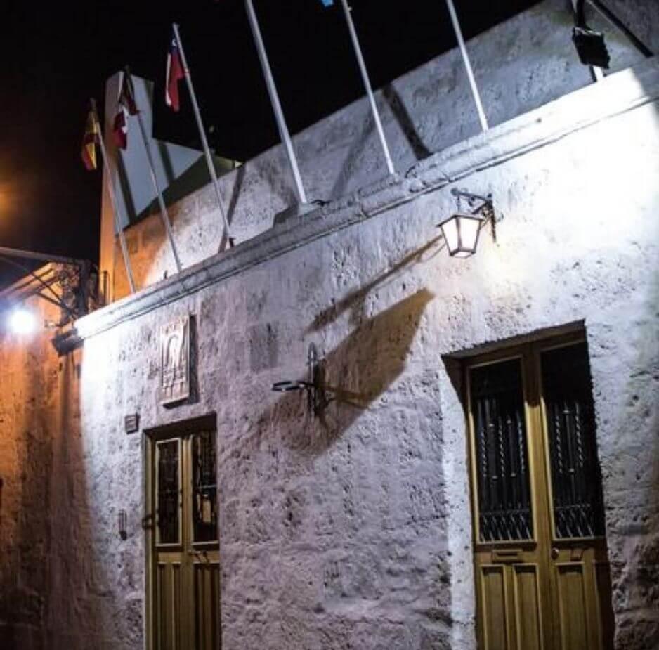 exterior portal san lazaro